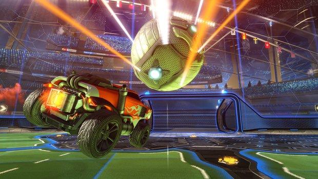 Rocket League: E-Sport-Turnier bei SyFy zu sehen