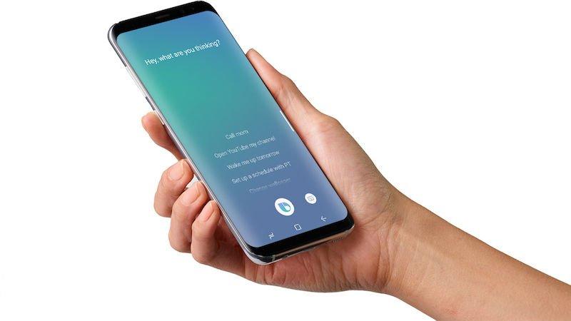 Bixby lernt bald Sprechen: Samsung verteilt Updates in Deutschland
