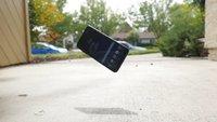 Samsung Galaxy S8 im Drop-Duell mit dem iPhone 7 Red: Wer überlebt den Sturz?
