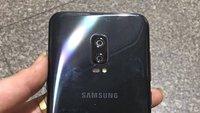 Prototyp zeigt: So hätte das Galaxy S8 mit Dual-Kamera und optischem Fingerabdruckscanner ausgesehen