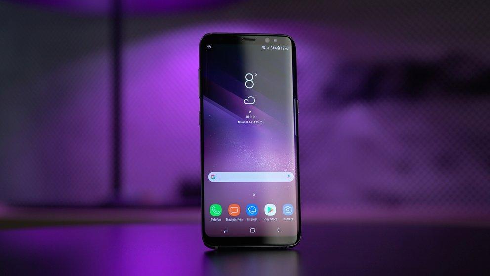 Samsung Galaxy S8 (Plus) mit Vodafone-Vertrag für 35 € pro Monat – 4 GB, Allnet- & SMS-Flat
