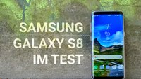 Samsung Galaxy S8 im Test: Lustobjekt im Glashaus