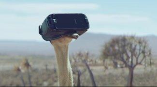 SamsungGear VR Werbung mit dem Strauß: Wie heißt das Lied? (+Video)