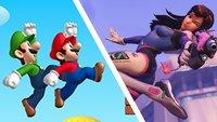 Hüpfen für die Freiheit: Springen ist wichtig für Spiele [Kolumne]