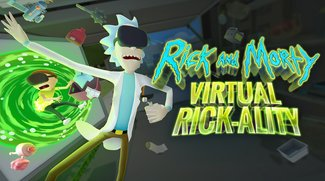 Rick and Morty: Trailer-ception im neuen VR-Lauch-Trailer