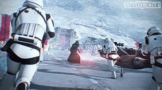 Star Wars Battlefront 2: Bis zu 40 Stunden für einen Helden