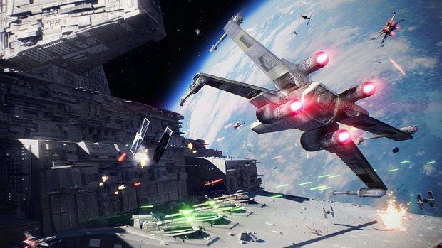 Star Wars - Battlefront 2: Weltpremiere bei gamescom