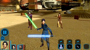 Knights of the Old Republic: Kommt ein Reboot des Star Wars-RPGs?