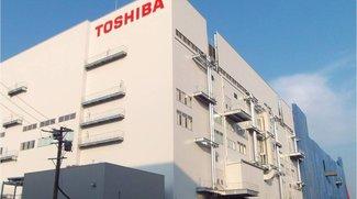 Apple, Google und Amazon sollen an Toshibas Speicher-Chip-Geschäft interessiert sein