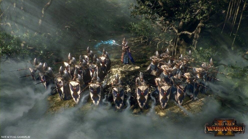 Total War Warhammer 2 Gerüchte