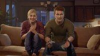 BAFTA Awards: Uncharted 4 als bestes Spiel 2016 ausgezeichnet