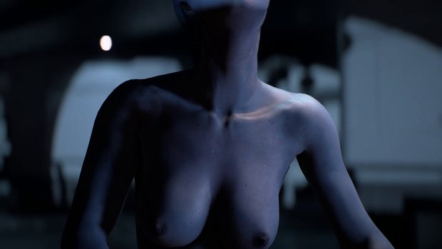 Mass Effect - Andromeda: Ab Patch 1.06 keine Polygamie mehr