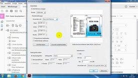PDF zuschneiden (GIGA-Tutorial)