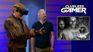 Clueless Gamer: Conan O'Brien spielt Wilson's Heart