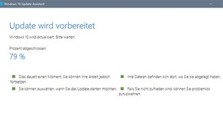 Windows 10 Creators Update Assistent (Microsoft-Tool)