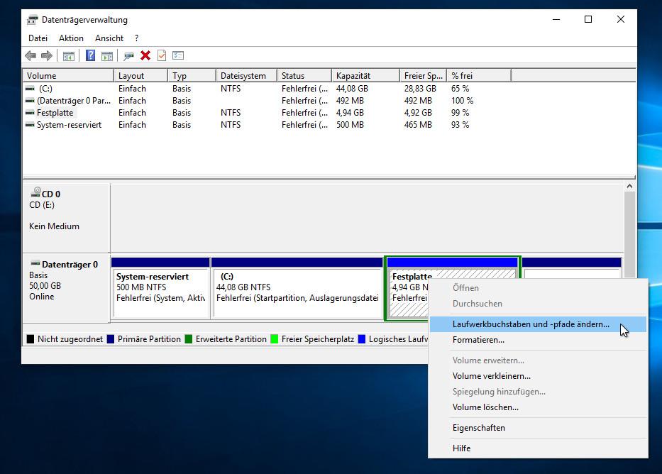 Festplatte Wird Nicht Erkannt Windows 10