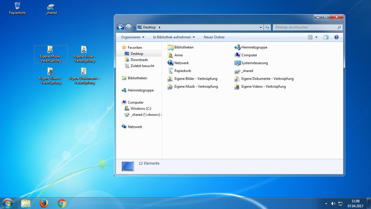 wie man den Bildschirm auf Windows verkleinert