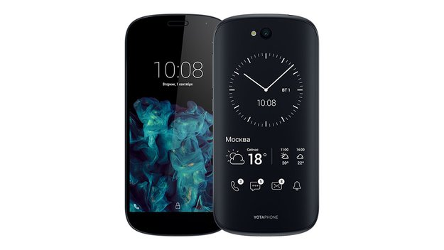 YotaPhone 3: Specs verraten Mittelklasse-Smartphone mit E-Ink-Display