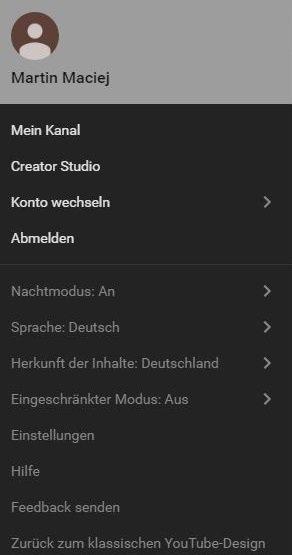 youtube-dark-mode