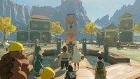 Zelda - Breath of the Wild: Auf Expansionskurs - Taburasa aufbauen