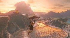 Zelda - Breath of the Wild: In zehn Minuten über die gesamte Karte fliegen