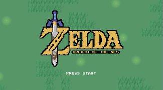 Zelda - Breath of the Wild: Nintendo verbietet NES-Remake