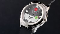 MyKronoz ZeTime: Weltweit erste Smartwatch mit Uhrzeigern vorgestellt