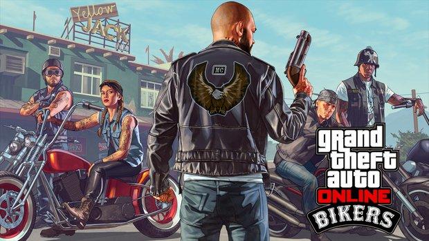GTA Online: Doppelte GTA-Dollar und RP durch Biker-Missionen