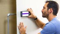 Mit dem Smartphone durch Wände schauen: Walabot DIY ist ein Heimwerkertraum