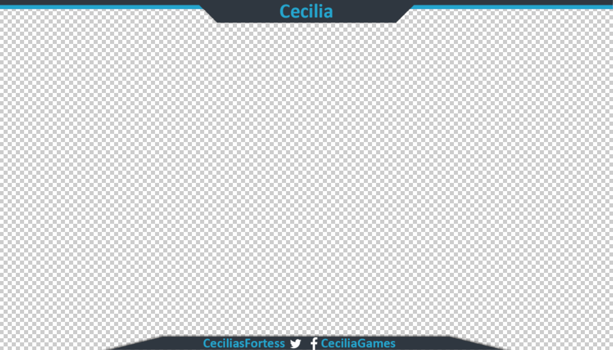Fortnite Stream Overlay Template