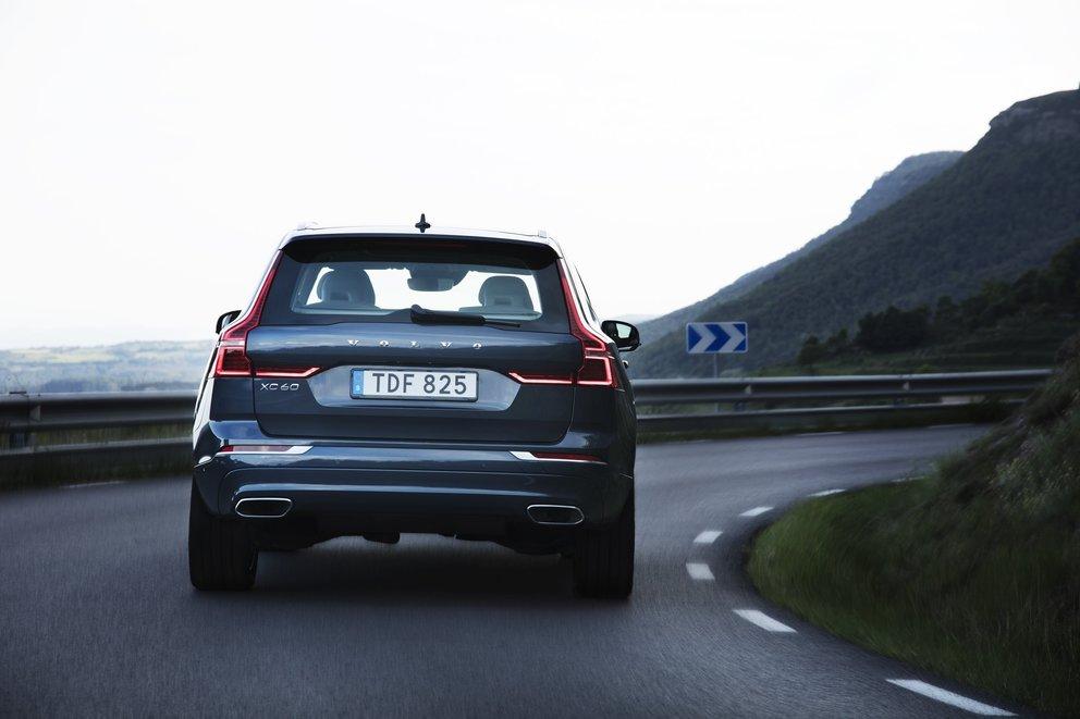 So geschickt umgeht Volvo das drohende Diesel-Verbot