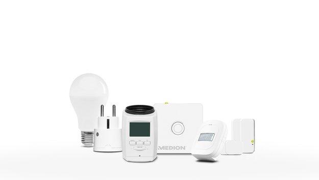 Du kannst jetzt Medion Smart Home mit Alexa steuern