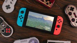 Nintendo Switch: Auch mit Retro-Controller spielbar