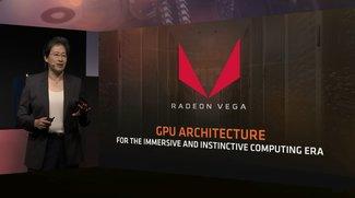 AMD Radeon RX Vega startet Ende Juli – 4K-Spiele-Demo mit Ryzen Threadripper
