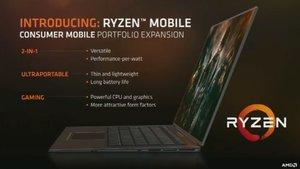 AMD Ryzen Mobile: Notebook-Prozessor mit Vega-Grafikkarte