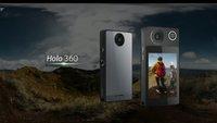 Acer Holo 360: Diese Kamera ist fast ein Smartphone