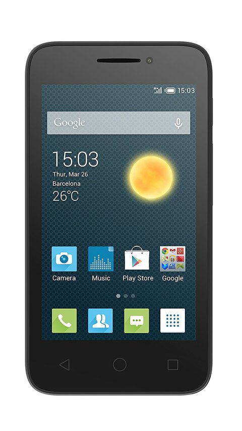 WhatsApp-Handy Alcatel-Pixi-3