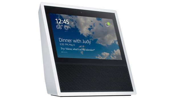 Amazon Echo mit Display und Kamera: Pressebilder enthüllen finales Design