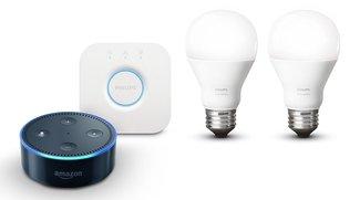 Smart-Home-Woche bei Amazon – Echo Dot und Philips Hue reduziert