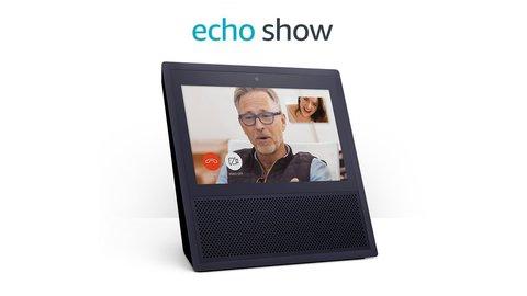 amazon echo show kommt nach deutschland preis release. Black Bedroom Furniture Sets. Home Design Ideas