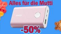 Muttertag bei Anker: Bis zu 50 % Rabatt auf iPhone- & Android-Zubehör