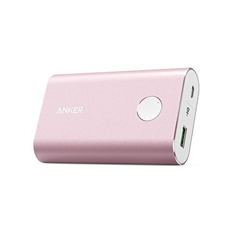 Anker-PowerCore-pink