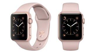 Angebot zum Muttertag: Apple Watch Series 1 (38 mm) für 222 €