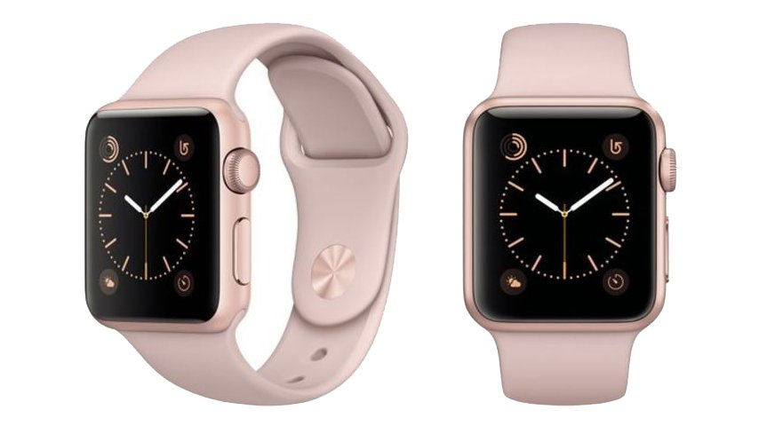 Angebot zum Muttertag: Apple Watch Series 1 (38 mm) für 222 €