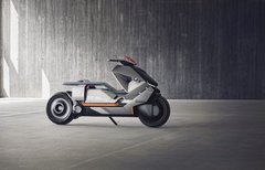 BMW E-Scooter: Mit Elektro und...