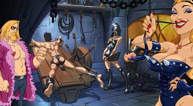 Videospiel Sex-Spiele