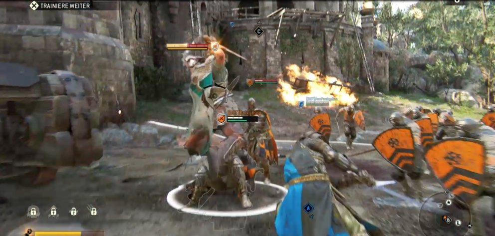 For Honor Zenturio