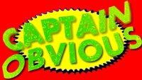 Captain Obvious: Offensichtliche Bedeutung des Superhelden-Namens