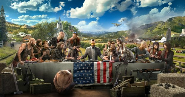 "Far Cry 5: ""Amerikanische Gamer"" fordern per Petition den Islam als Feind"