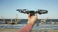 DJI Spark: Kleine Selfie-Kameradrohne mit Gestensteuerung für 599 Euro vorgestellt